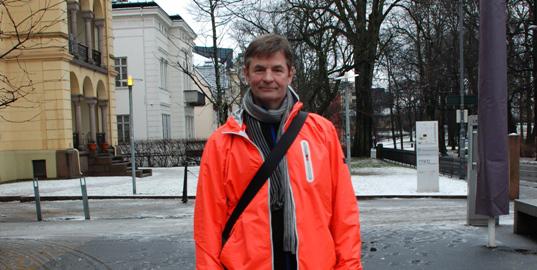 Kunstneren Tommy Hansen
